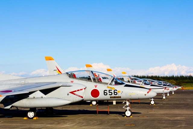 航空自衛隊の戦闘機