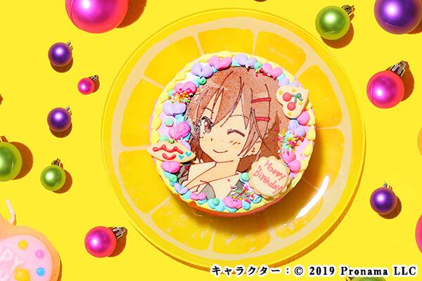 cake.jpキャラケーキ