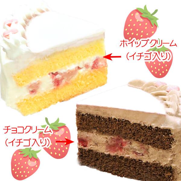 プリケーキ中身