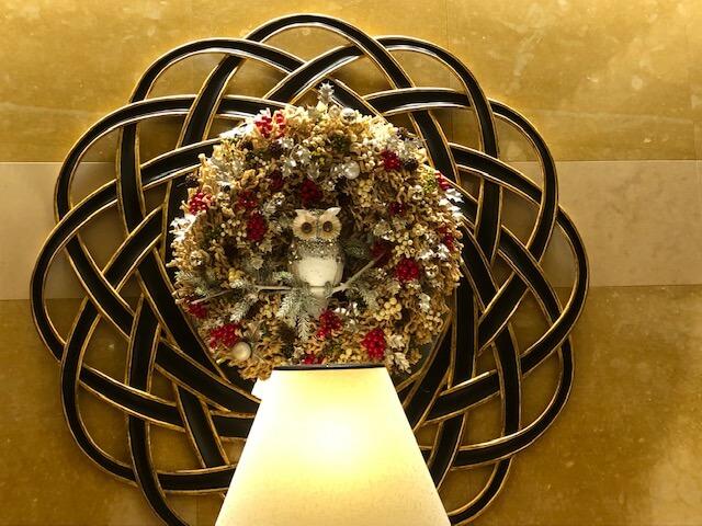 リッツ・カールトン東京エレベーターホール