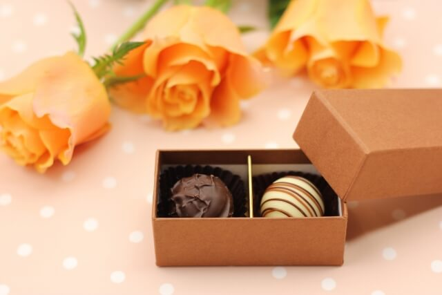 チョコのプレゼント