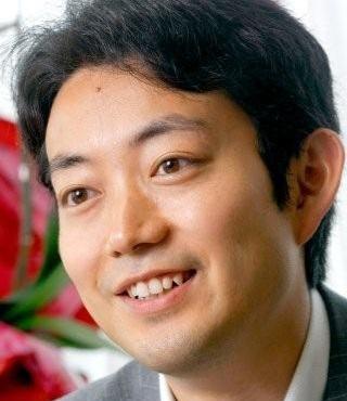 熊谷俊人氏