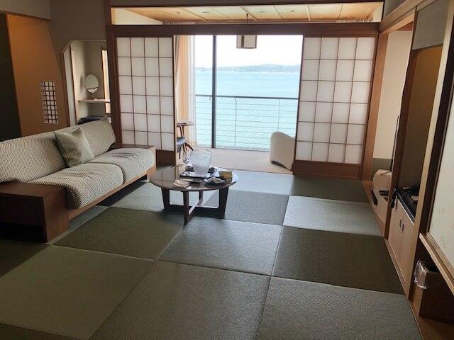松乃碧客室13畳和室